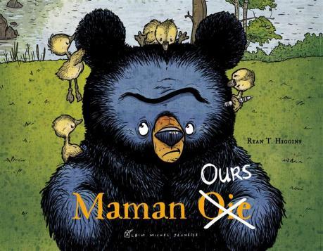 """Résultat de recherche d'images pour """"maman ours maman oie"""""""